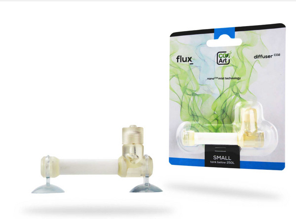 CO2Art - Bazooka Flux CO2 diffuser Small - Below 250L