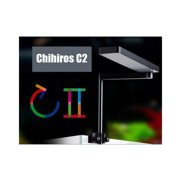 Chihiros CII RGB Freshwater LED Light - Black ( For Nano Tanks )