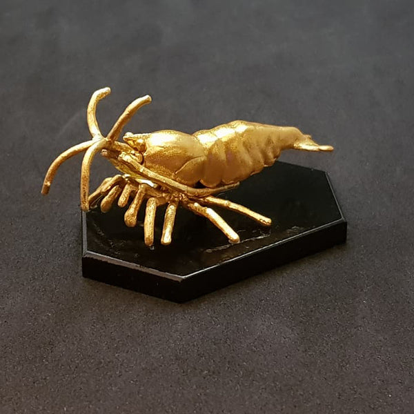 SHRIMP3D - Painted Gold - Preorder before 7/1/2018 - JagAquatics