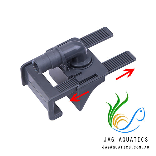 Jag Aquatics - Easy Water Change Connector - For Pipe Size 12/16mm