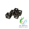 Jag Aquatics - Shrimp Block Shelters - Dark Brown ( Quantity 5 )