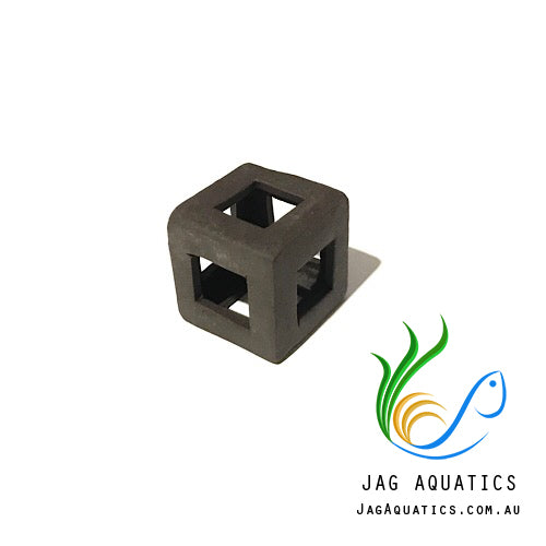 Jag Aquatics - Shrimp Block Shelter - Dark Brown ( Quantity 1 ) - JagAquatics