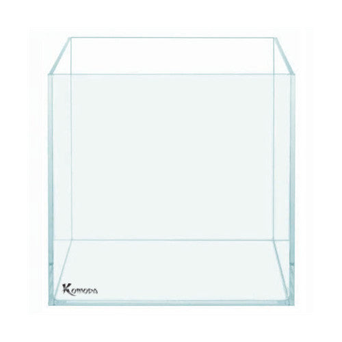 Komoda 1FT Cube 'SkyClear' Frameless Tank - JagAquatics