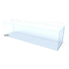 Komoda 3FT 'SkyClear' Bookshelf Frameless Tank