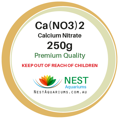 NEST - Calcium Nitrate - Dry Aquarium Fertilizers - 250g - JagAquatics