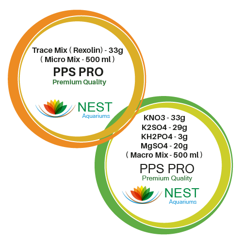 NEST - PPS-Pro Fertilizer Pack - Dry Aquarium Fertilizers