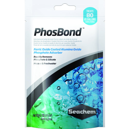 Seachem PhosBond 100ml Bagged - JagAquatics