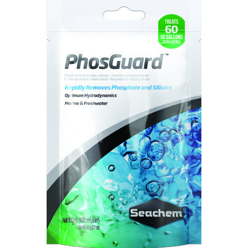 Seachem PhosGuard 100ml Bagged
