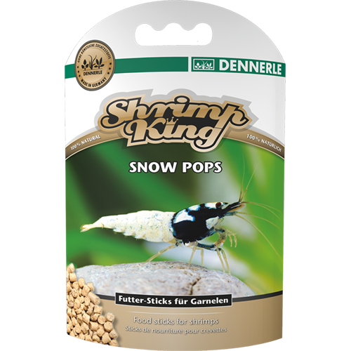 Shrimp King Snow Pops - 40g - JagAquatics