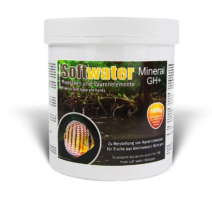Salty Shrimp Soft Water Mineral GH+ 1000g - JagAquatics