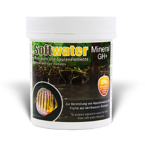 Salty Shrimp - Soft Water Mineral GH+ 230g