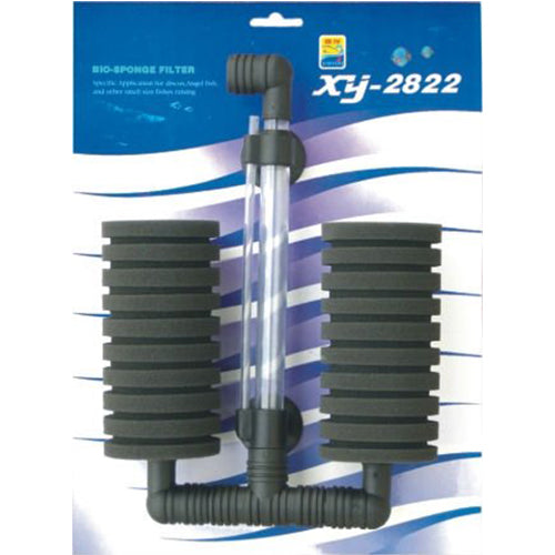 Twin Sponge Filter - JagAquatics