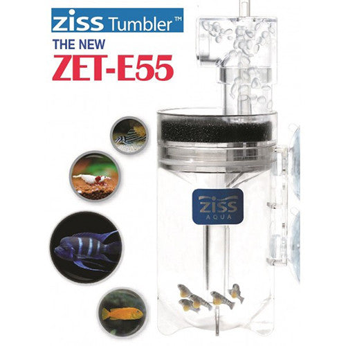 ZET-E55 Ziss Fish Egg Tumbler - JagAquatics