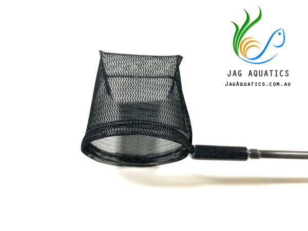 NEST 3D Shrimp Net 45cm - Black