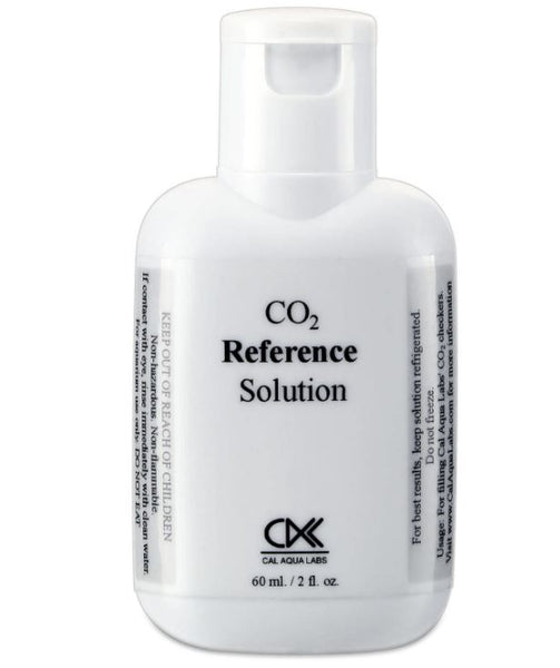 Cal Aqua CO2 Reference Solution 60 ml