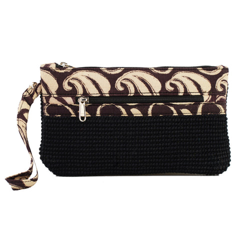 Leyla Wallet - Black (JK1142)