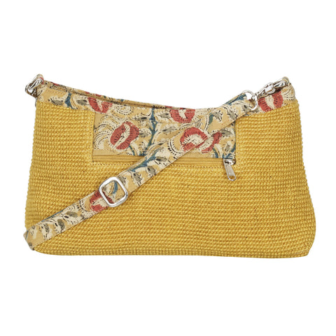 Diya Crossbody Bag - Yellow (JK1003)
