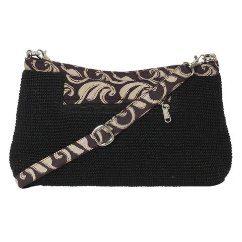 Diya Crossbody Bag - Black (JK1002)