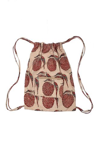 Backpack - Custard Apple - KK1305