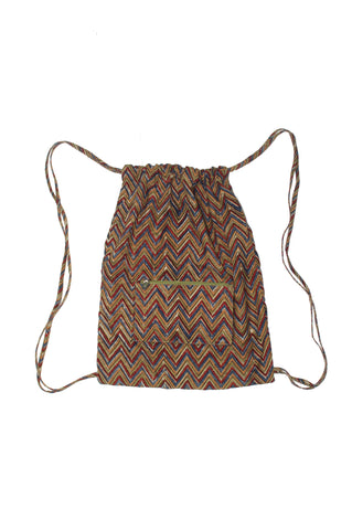 Backpack - zigzag multicolor - KK1303