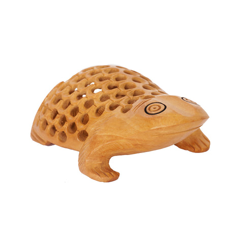 WA1006 - Wooden Frog - Multiple Sizes