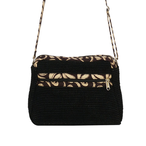 Villa Crossbody Bag - Black (JK1042)