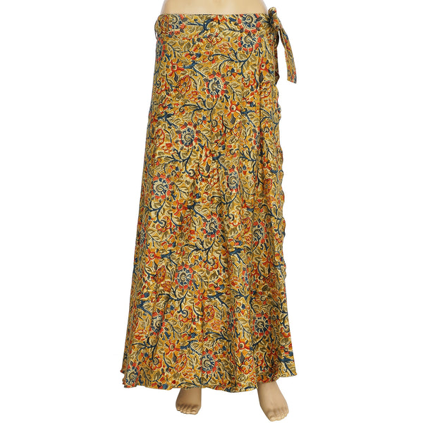 Wrap Skirt - Full Length - STT 656 (KK1004)