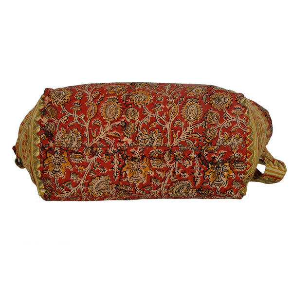 Indy Cotton Bag - Red Flowers (KK2004)