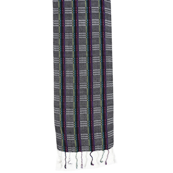 Scarf - Grey Checks (SF0011)
