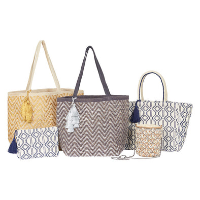 Tote bags and clutches