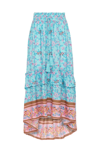 Tamarama skirt in pale blue