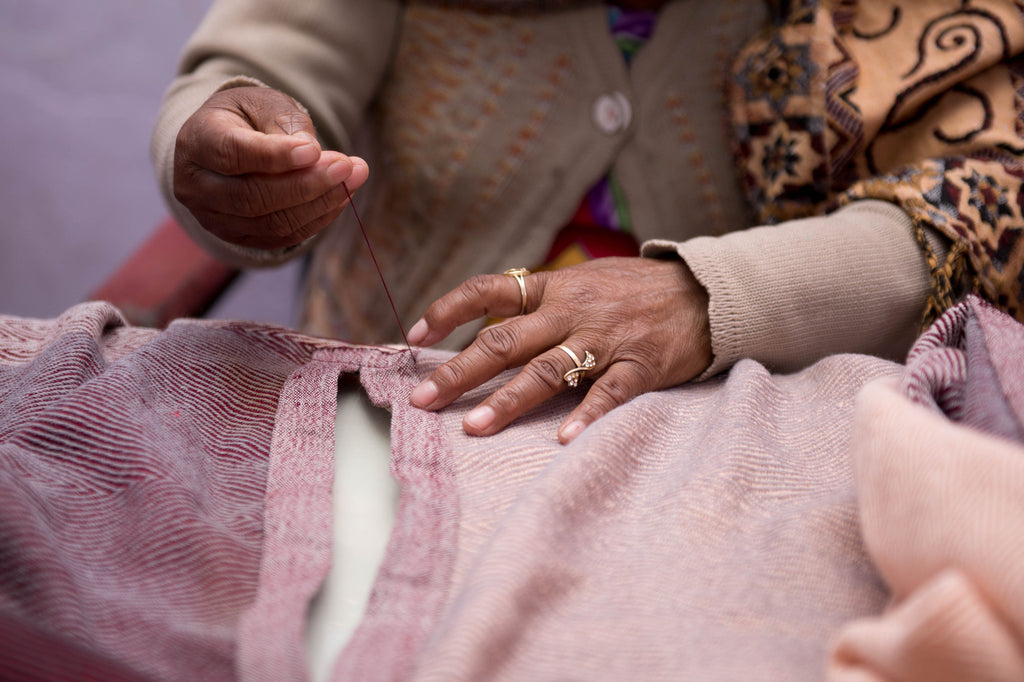 Caring for your (handmade) garments