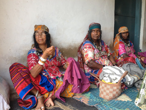 The Lambani artisans of Sandur
