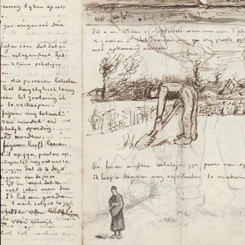 The Letters and Drawings of Vincent Van Gogh