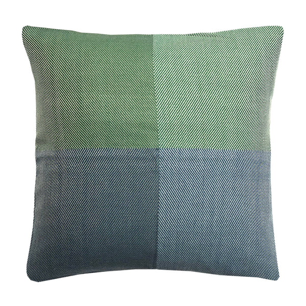 Cushion Cover Green Blue