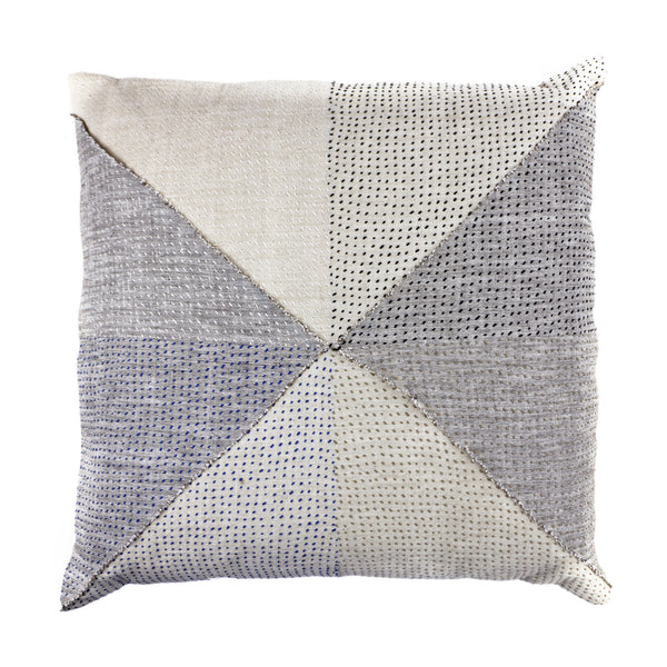 Cushion Cover Khadi Neutral Dots