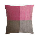 Karigar CUSHION COVER Pink