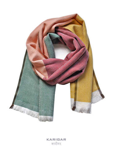 Karigar SCARF Colour