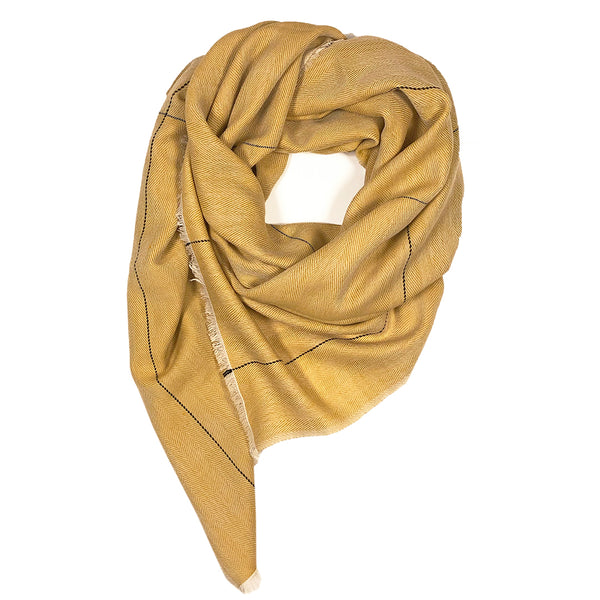 Shawl Yellow Gold