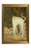 The White Cat - Bonnard Pierre