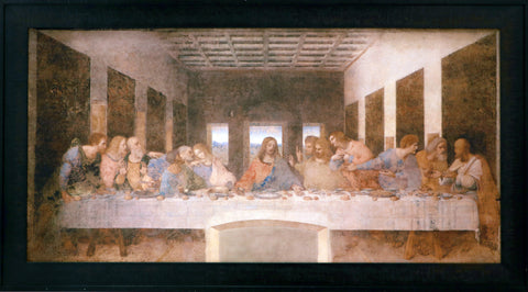 The Last Supper – Leonardo DaVinci