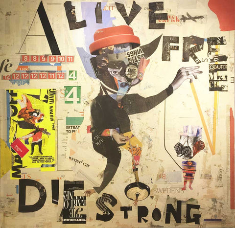 Live Free Die Strong