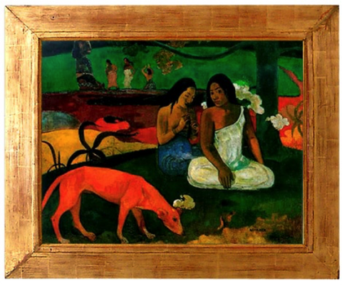 Arearea – Paul Gauguin