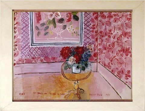 30 years or La vie en Rose - Raoul Dufy