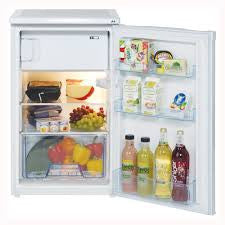 Lec R5517W 55cm Wide Undercounter Fridge with Icebox