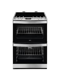 AEG CIB6740ACM  60cm Wide Freestanding Cooker