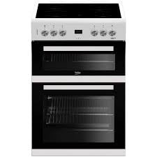 Beko EDC633W 60cm Wide Freestanding Electric Cooker