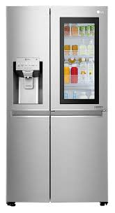 LG GSX960NSVZ Side by Side Fridge Freezer