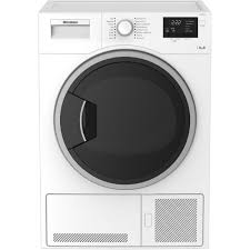 Blomberg LTK28021W 8kg Load Condenser Tumble Dryer