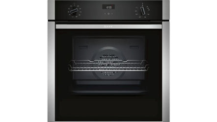 Neff B3ACE4HN0B Built-In Single Oven - Stainless Steel